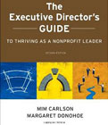 The Executive Director's Survival Guide, book cover